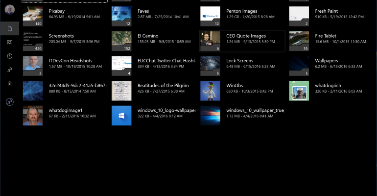 Microsoft Ignite: OneDrive UWP App Will Soon Have Offline Files Feature