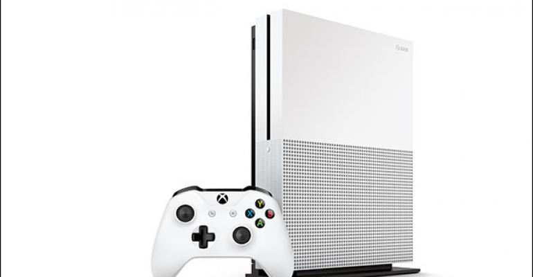 Does Xbox One S upscale all content to 4K?