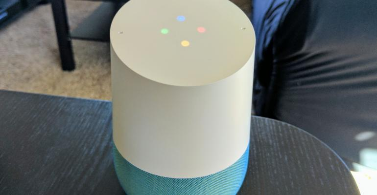 Google Home Is the Right Companion -- If You're All In on Google's Services