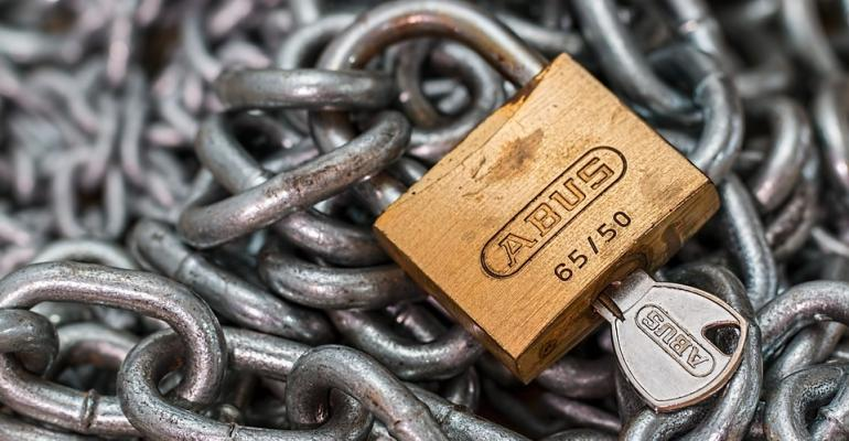 Querying Secure Information from a Restored Master Database Backup