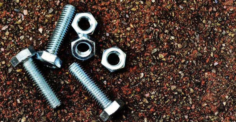 Nuts and Bolts II: configuration