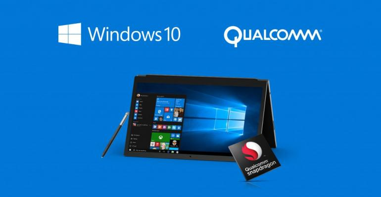 WinHEC: Microsoft will bring full Windows 10 to ARM based devices with Qualcomm Partnership