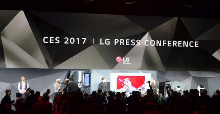 CES 2017: LG's New Line of Smart Appliances Creates a New Line of Questions
