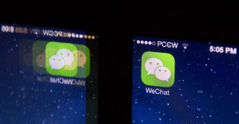WeChat Suddenly Looks Like a Threat to the iPhone