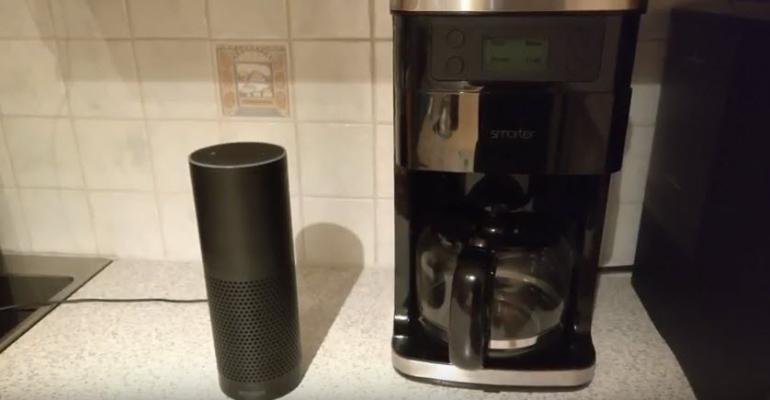 Alexa DIY: Making Coffee