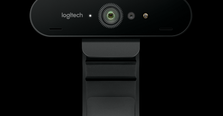 Logitech Announces BRIO - First Ever 4K Professional Webcam with HDR and Windows Hello Capability