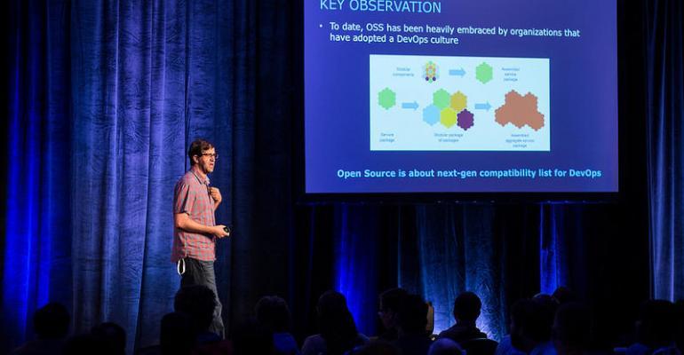 EMC's Joshua Bernstein on When to Deploy Open Source