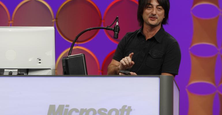 Joe Belfiore Returns Publicly to Microsoft; Leading Windows Shell Team & Education Advocacy