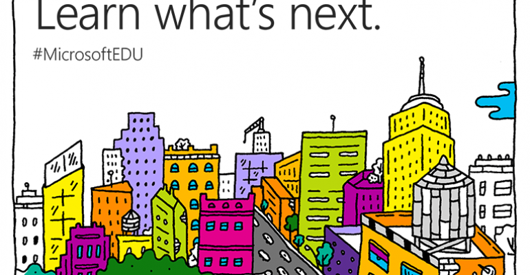 Microsoft Announces an Education Related Event in New York City for Early May