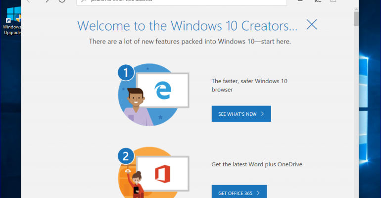 Windows 10 Creators Update Developer Tools Released