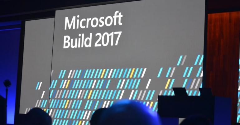 It's Like You're There: Our Live Coverage of Today's Build 2017 Keynote