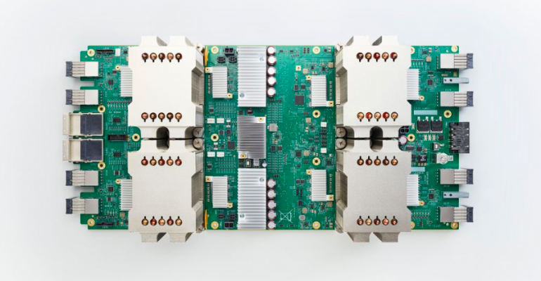 With beefier TPUs, Google wants to lay claim to Machine Learning kingdom
