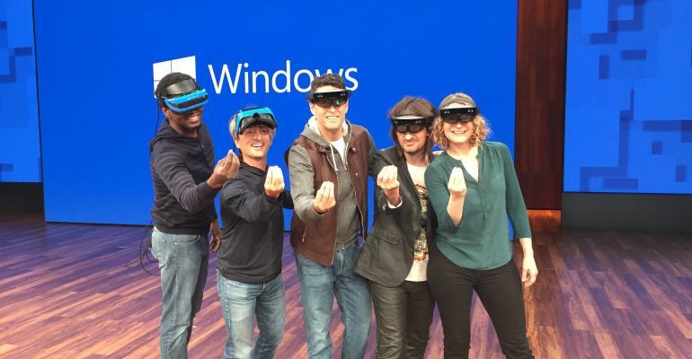 Build 2017: Microsoft Announces the Fall Creators Update for Windows 10
