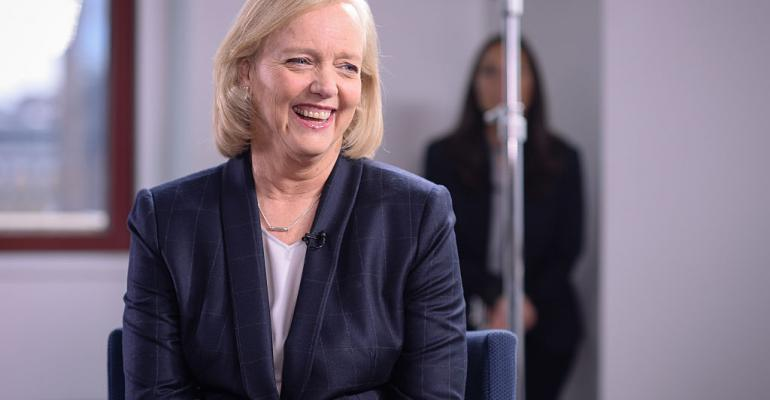 HPE's Whitman Sees Acquisitions as Bigger Part of Strategy