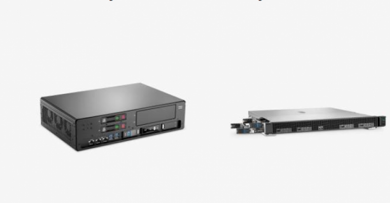 HPE Unveils Its First Edgeline Systems for Dedicated IoT Use
