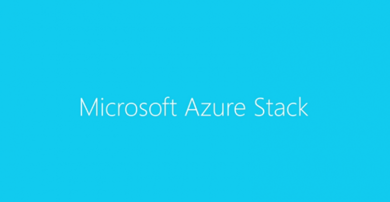Azure Stack Timeline