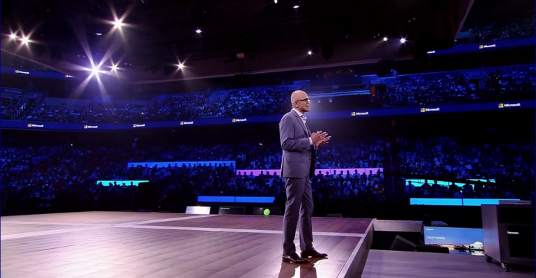 Microsoft Inspire: News Summary for Day 1 Keynote
