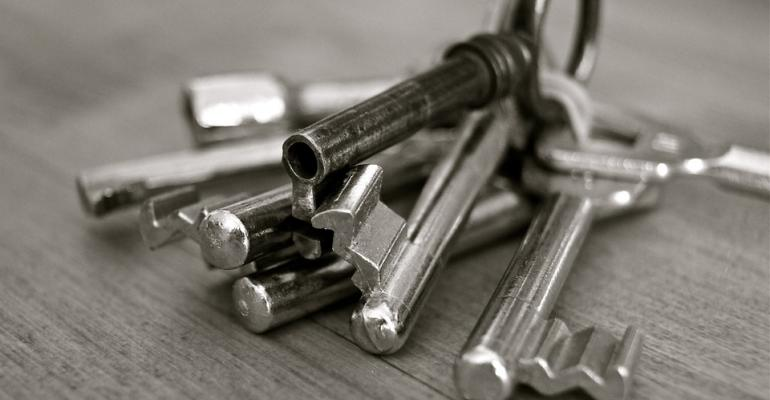 Check if a key is software or HSM protected