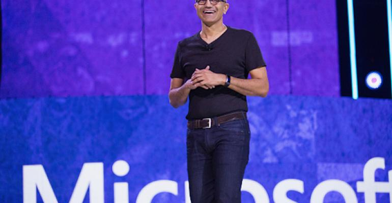 Microsoft's Q4 2017 Earnings: Year Over Year Gains Still Don't Catch Old-School Revenues