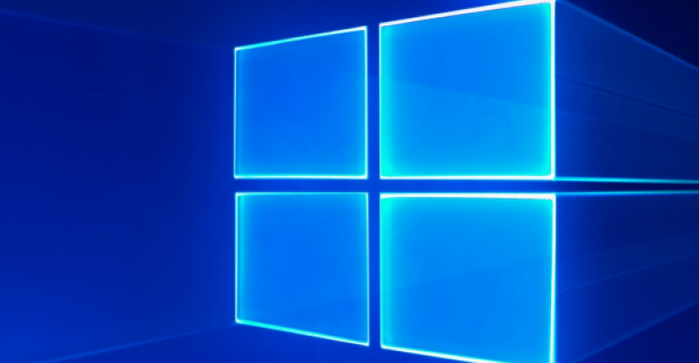 Logo Windows 10 Desktop