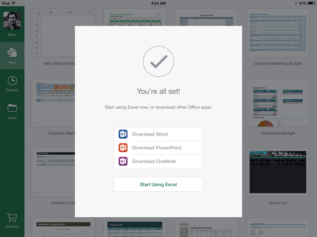 Having Problems Activating Office for iPad?   IT Pro