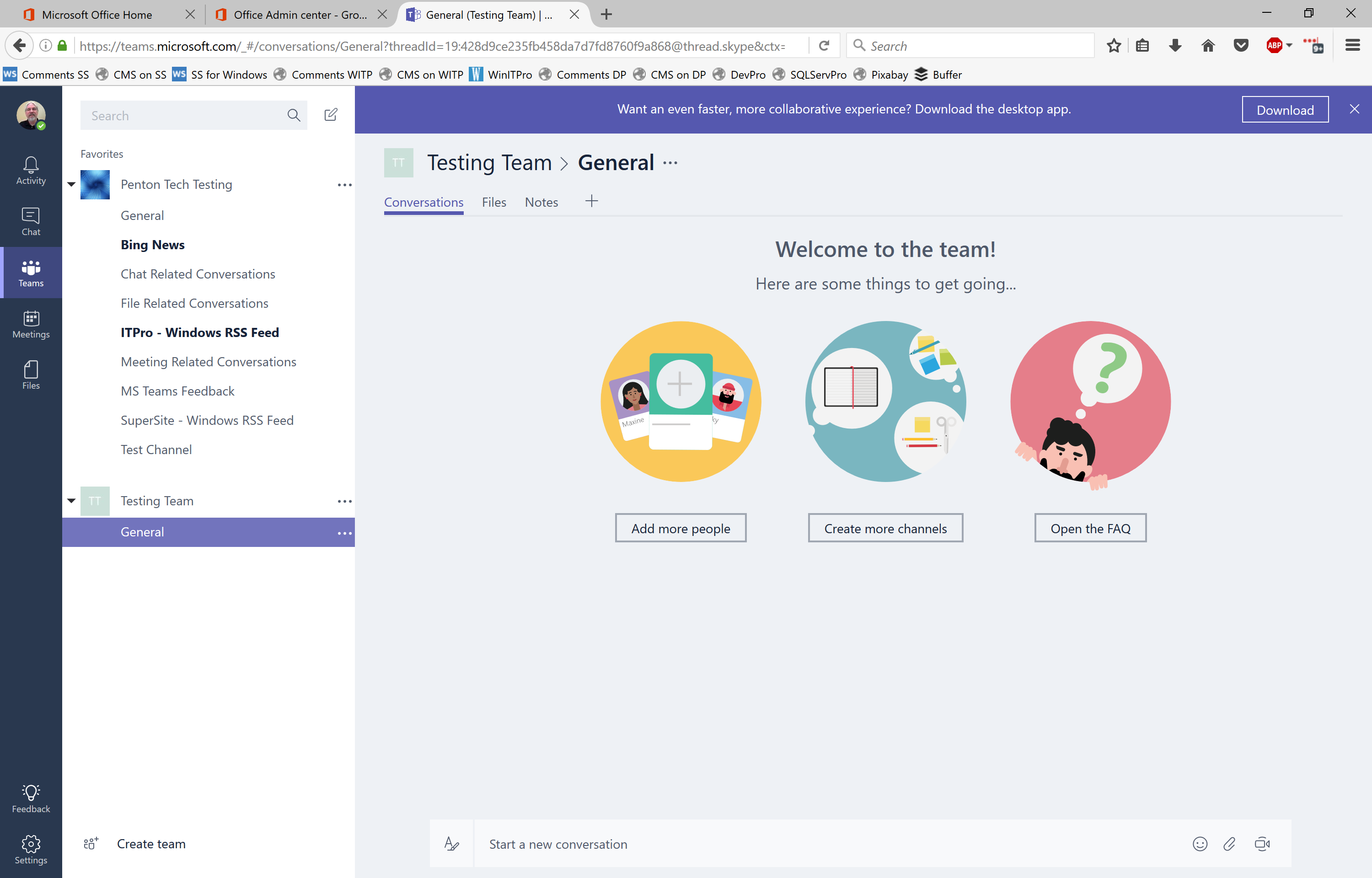 Quick Tip: How To Create a Team in Microsoft Teams | IT Pro