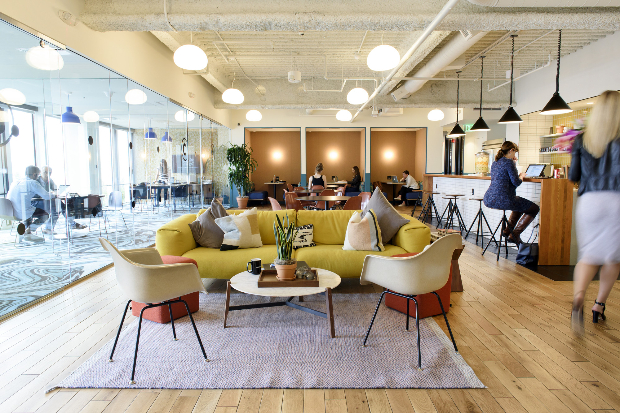 Children Will Be Learning Collaboration The Wework Way